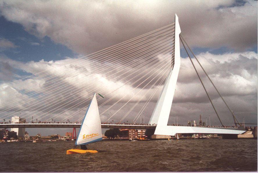 Escape met Henk voor Erasmus 2000
